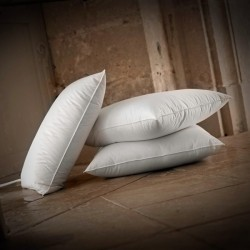 Duck-down flexible comfort pillow Royal 70%