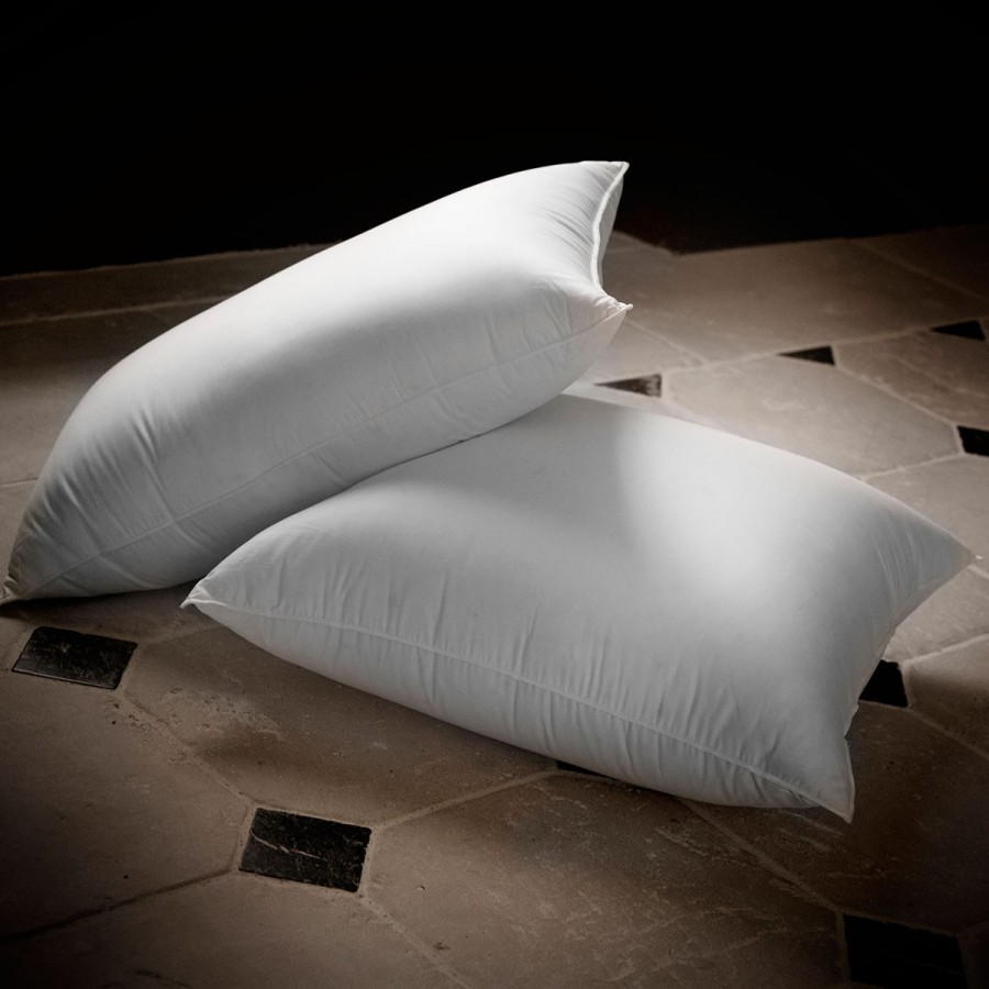 Goose Down Soft Pillow Imperial 90 Dumas Paris